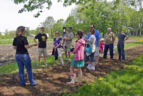 Tours - Liberty Prairie Foundation